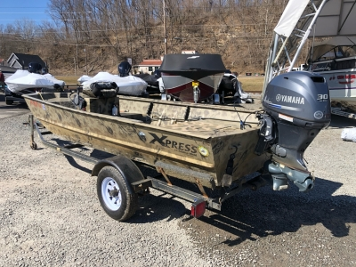 Power Boats - 2000 Gillikin 32FT Express 1650DB for sale in Bloomsburg, Pennsylvania at $10,995