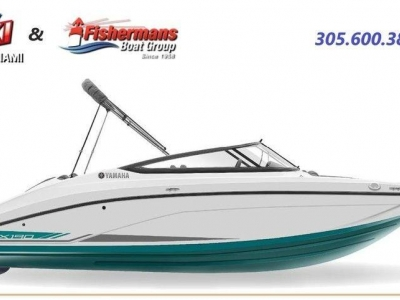2021 Yamaha Boats SX190 for sale in Miami, Florida at $31,049