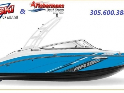 2021 Yamaha Boats AR195 for sale in Miami, Florida at $39,249