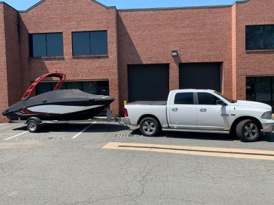 2018 Yamaha Boats AR195 for sale in Hamilton, Virginia at $35,500