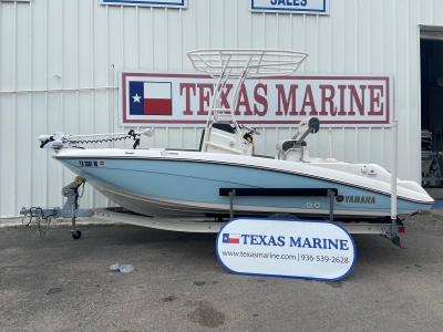 Power Boats - 2018 Yamaha Boats 190 FSH Sport for sale in Conroe, Texas at $36,995