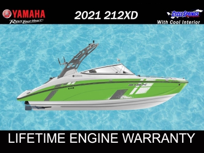 2021 Yamaha Boats 212XD for sale in Clearwater, Florida