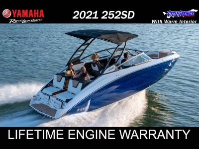 2021 Yamaha Boats 252SD for sale in Clearwater, Florida
