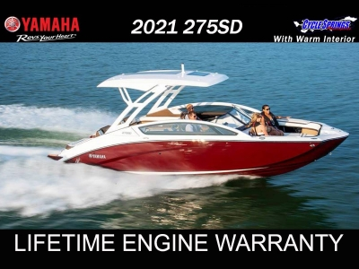 2021 Yamaha Boats 275SD for sale in Clearwater, Florida